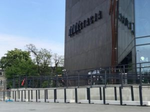 Pruszków, Centrum Handlowe – stojaki na rowery