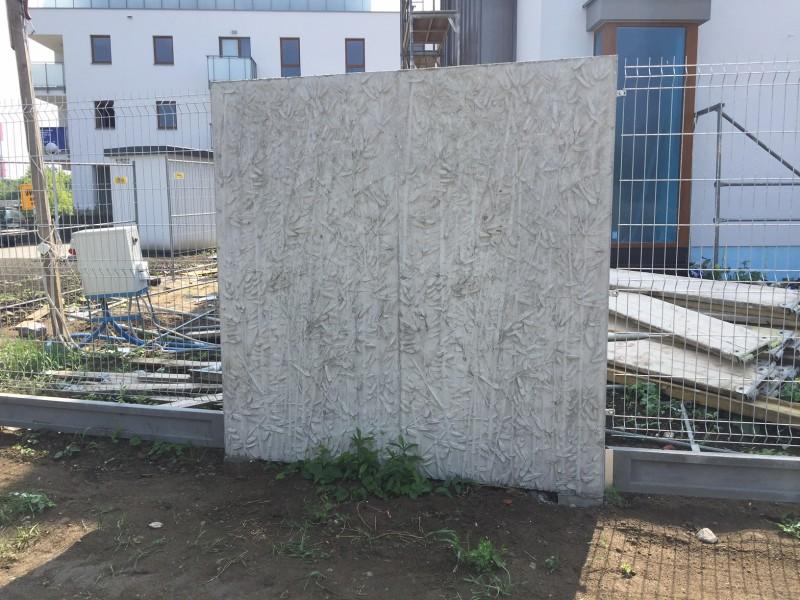 Warszawa, osiedle – panele ogrodzeniowe